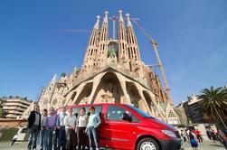 Visita guiada privada por la ciudad de Barcelona