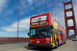 City Sightseeing Excursión de ida y vuelta en San Francisco