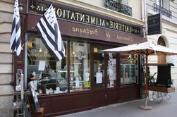 Pequeno-Grupo Gourmet Alimentação e Mercado Tour do Distrito Bastille em Paris