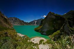 Excursión de un día al Monte Pinatubo y Aventura 4x4 desde Manila