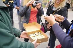 Pequeño grupo Total de la ciudad de Nueva York a pie Tour con degustaciones de alimentos