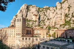 Montserrat Tour da Barcellona incluso il pranzo