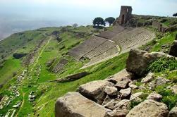 Belleza de Turquía Tour de 8 días desde Estambul con billete de avión doméstico visitando Ephesus Pamukkale Konya Cappadocia