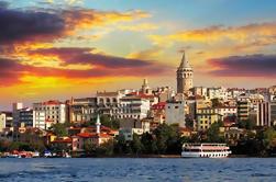 Estambul Dos continentes, Bósforo, Bazar de especias, Palacio de Beylerbeyi y Camlica Hill