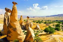 Tour de Cappadocia a diario desde Estambul con vuelos de regreso incluidos