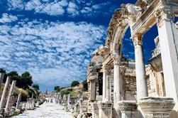 Visita guiada privada histórica de Éfeso con furgoneta