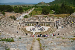 Ephesus From Kusadasi: Mother Mary's House, Archaeology Museum, St John's Basilica Artemis Temple