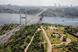 Bosphorus Cruise y Camlica Hill