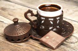Turco turco y clases de café