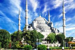 Estambul Excursión a pie en grupo pequeño: Hagia Sophia, Mezquita Azul, Palacio de Topkapi y Gran Bazar