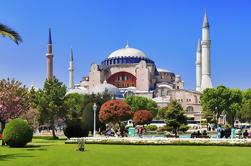 Pequeño grupo de Estambul paseo: Hagia Sophia Museo y la Mezquita Azul