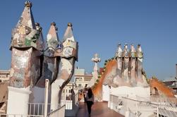 Sla de Lijn: Casa Batllo en Gaudi Guided Walking Tour in Barcelona