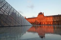 Salte la Línea: Louvre y Giraje de Piedras Escondidas de París