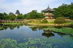 Palacio Coreano y Tour del Templo en Seúl: Palacio Gyeongbokgung y Templo Jogyesa