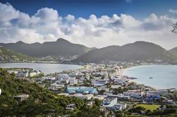 St-Martin y St Maarten: Visita turística de los lados francés y holandés de la isla