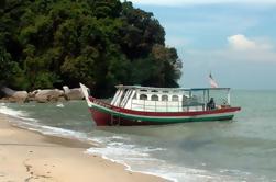 Half-Day Beach Break to Monkey Beach de Penang incluyendo almuerzo de barbacoa