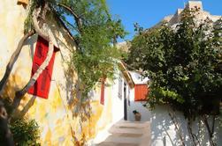 Excursion à pied cachée à Athènes et pique-nique: Plaka et les collines d'Athènes