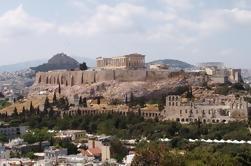 Visite Privée à Athènes: Acropole, Plaka et Dégustation