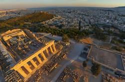 Passer la ligne: Acropole d'Athènes