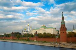 Tour en grupo pequeño del Kremlin