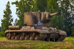 Excursão privada: Kubinka Tank Museum Tour de Moscovo