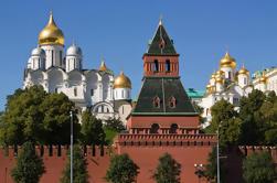 Inauguração do Kremlin em Moscou