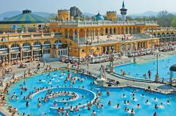 Eigen ingang naar Széchenyi Spa in Boedapest met optionele Massage