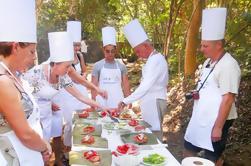 Experimente a cultura maia: Chichen Itza, culinária e tradições maias