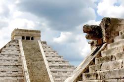 Chichén Itzá Tour Deluxe de Cancún con Gota en Mérida