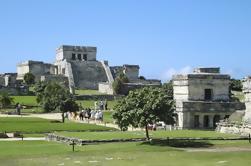 Ruinas de Tulum y Tour Eco-Aventura de Tankah Park
