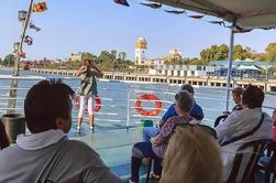 Passeio de barco pelo rio Guadalquivir a partir de Sevilha