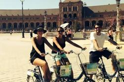 Tour de 2.5 horas en bicicleta por la ciudad de Sevilla