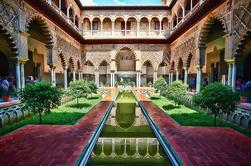 Visita guiada de Sevilla al Alcázar