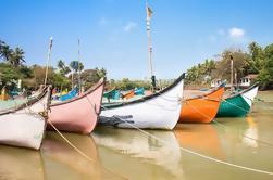 Pesca em águas profundas em Goa