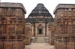 Tour Privado: Templo del Sol de Konark y Tour del Pueblo de Pipli desde Bhubaneswar