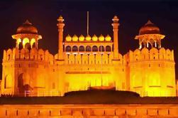 Excursión privada de 5 noches: Delhi, Agra, Jaipur con actividades nocturnas adicionales