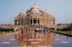 Excursión espiritual de Delhi: Akshardham y Delhi del sur