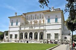 Skip the Line: Galeria Borghese Pincio Hill e os Passos de Espanha Elite Tour