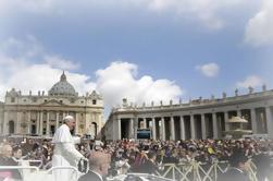 Skip the Line: Bênção Papal, Museus do Vaticano e Basílica de São Pedro com almoço
