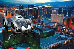 Las Vegas Strip Vuelo nocturno con Transporte