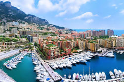 French Riviera Day Trip from Aix-en-Provence