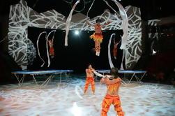 Mundo Circo de Shanghai: ERA Intersection of Time Acrobatics Show