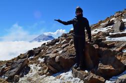 Viator Exclusivo: Volcán Iztaccihuatl Tour de Campamento durante la Noche