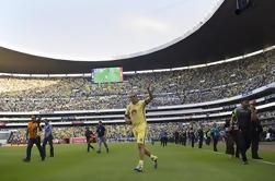 Tour Privado: Estadio Azteca Detrás de las Escenas