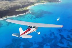 Cancún vuelo escénico al atardecer desde Playa del Carmen