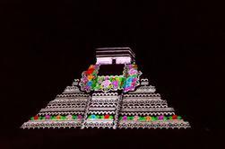 Chichén Itzá de Noche y Día desde Playa del Carme