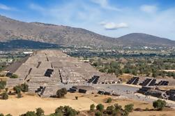 Tour privado: Excursión de un día a las pirámides de Teotihuacan desde la ciudad de México con un arqueólogo