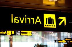 Transferencia de llegada compartida: Aeropuerto de Ixtapa a los hoteles