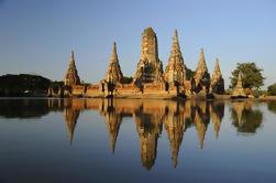 3-Day River Kwai Tour from Bangkok: Ayutthaya, Kanchanaburi and Thai-Burma Death Railway