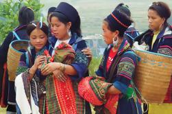 4 noches de Sapa y Hill Tribes Trek de Hanoi